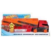 Camion transportor Hot Wheels, cod GHR48