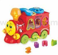 Baby Mix PL-039417 Поезд-сортер обучающий