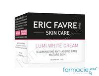 Eric Favre LUMI WHITE Crema iluminatoare contra riduri 50ml