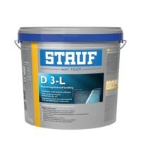 Токопроводящий дисперсионный клей для напольных покрытий STAUF D 3-L