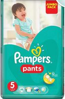 Трусики мальчик/девочка Pampers Pants 5 (12-18 кг.) 48 шт.