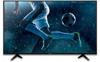 TV LED Hisense H50A6100, Black