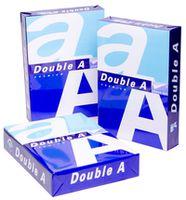 Бумага ксероксная А4,80/m2,500л Double A Premium  A   1/5/300