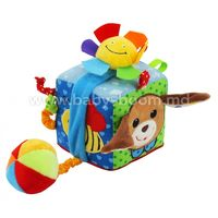 Baby Mix  EF-TE-8561-10 D Куб собачка
