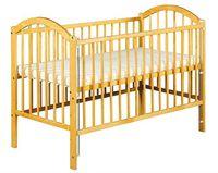 Klups Кроватка EWELINA I сосна со стороной снижения