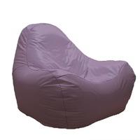 cumpără Fotoliu - sac Hi-Poly Medium, violet în Chișinău