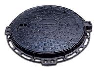 cumpără Capac din fonta dn 600 EN-124 B125 25 kg cu lacat N (585x700x45) în Chișinău