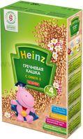 Heinz Гречневая Каша без молока с Омега 3 (4m+)