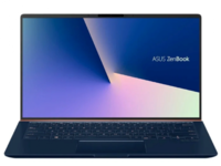 "NB ASUS 14.0"" Zenbook UX433FAC Blue (Core i7-10510U 16Gb 512Gb Win 10)"