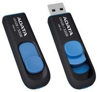 USB Flash Drive Adata UV128 256Hb Black-Blue