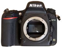 Nikon D750 Body (Official Warranty)