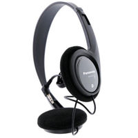 Headphones Panasonic RP-HT010GU-H Gray