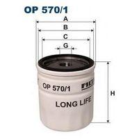 FILTRON OP570/1, Масляный фильтр