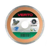 Verto Диск алмазный 125мм 61H3P5 Turbo