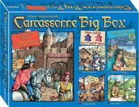 Настольная игра Carcassonne Big Box 5