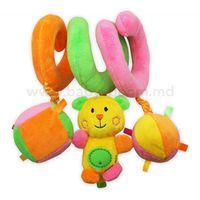 "Baby Mix EF-TE-8271-35 Спираль для коляски ""Мишка"""