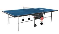 Теннисный стол с металлической окантовкой Indoor Sponeta S1-27i (blue) (3108) (под заказ)