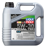 7616 Масло моторное 5W-30 LIQUI MOLY Special Tec AA 4л