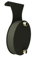 Grill`D теплообменник навесной  2 л для печи Leo II, Optima, Cometa