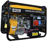 Генератор 7500 CLE-3 AC 220/380В 6.5 кВ Бензин HAGEL