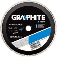Disc de tăiere Graphite 57H646