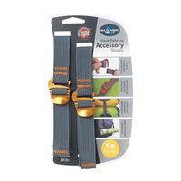 Ремень для фиксации Sea To Summit Accessory Strap With Hook Release 20 mm, 1,0 m, ATDASH201.0