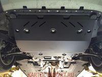 !                     SKODAOctavia A5 (FL / Scout)2004 - 2013ЗАЩИТА КАРТЕРА SHERIFF | Защита двигателя 1,4; 1,4 TSI; 1.6; 1,8 TSI; 2,0TDi 4x4