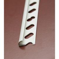 Уголок для плитки 9/2.50  наружний белый 1831402