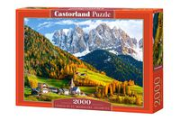 Castorland Colle Santa Lucia, Italy C-400164