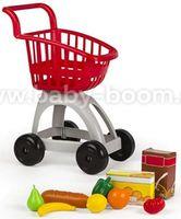 Color Baby 43289 Тележка с фруктами и овощами в асс. (2)