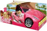 Barbie DVX59 Блестящий кабриолет Барби