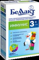 Беллакт молочная смесь Иммунис 3+, 400г
