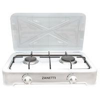 Настольная плита Zanetti O-200 WH, White