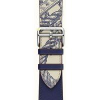 VPG Rhea Series Real leather, Ремешок для часов iWatch strap, 40mm, Синий