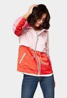 Куртка TOM TAILOR Розовый/Красный