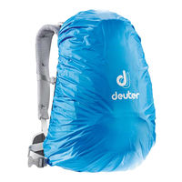 Pelerina rucsac Deuter Raincover Mini, 39500