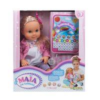 Noriel кукла Майя с обучающим планшетом