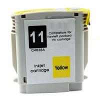 Картридж струйный HP №11 (C4838A) Yellow