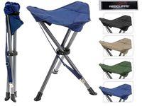 Scaun pentru camping cu 3-picioare 33cm, H40cm