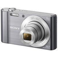 SONY Cyber-shot DSC-W810, серебристый