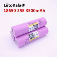LiitoKala for Samsung 35E 18650 3500mAh