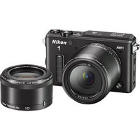 Фотокамера NIKON 1 AW1  1 Nikkor AW 11-27.5mm BK