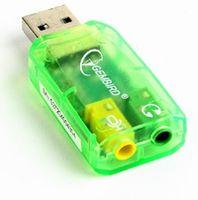 """cumpără Gembird SC-USB-01 """"Virtus"""" USB Sound Card,  connectors: USB A-type male, 3.5mm stereo headphone jack, 3.5mm microphone input jack, 3.5 mm line-in jack în Chișinău"""