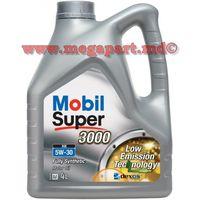 купить 5W-30 Super3000 XE 4L Mobil (5W30) в Кишинёве