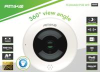 купить AMIKO IPCAM FE20A400 POE WIFI в Кишинёве