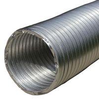 купить Гофра для вентиляции Ø250 L=3м алюмин. G250 Europlast в Кишинёве