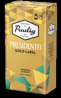 Кофе Paulig Presidentti Gold 250г молотый