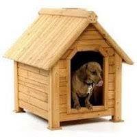 Домик (конура) для собаки (600mm x 400mm)