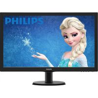 Monitor Philips 274E5QHAB Black-Cherry