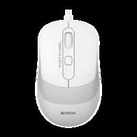 Мышь A4Tech FM10 White/Grey